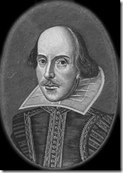 Shakespeare groks in memory databases